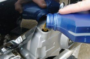 Harley 103 Transmission Oil Change