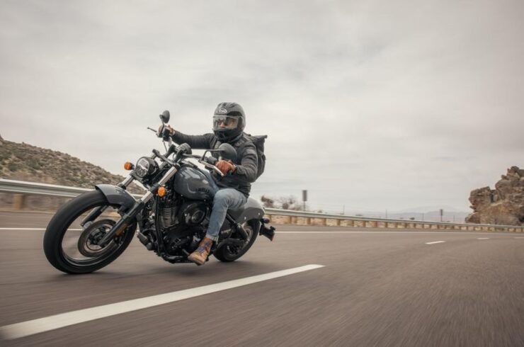 HD riding safety