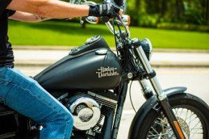 Harley Davidson Throttle Lock