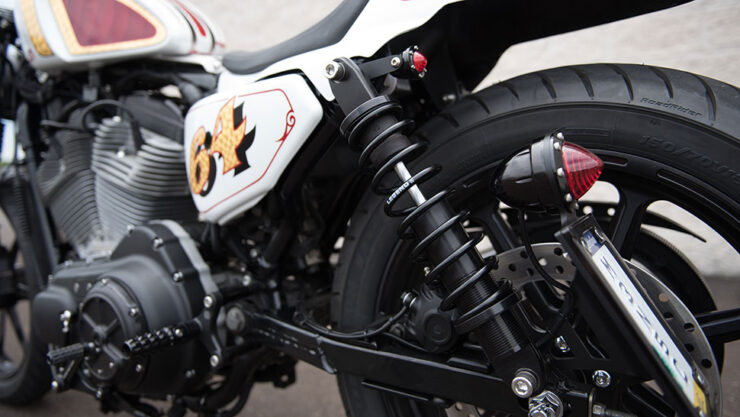 Shocks for Harley Dyna