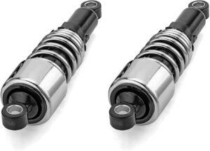 WeiSen Rear Shocks Lowering Kit 10.5 Inch Preload Adjustable Compatible